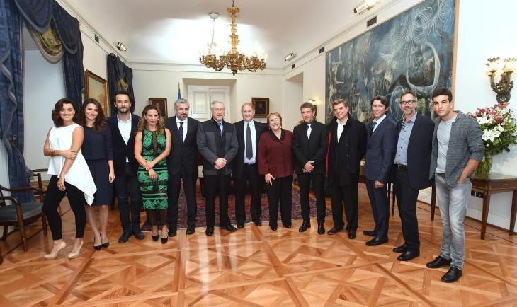Prensa Presidencia de la República