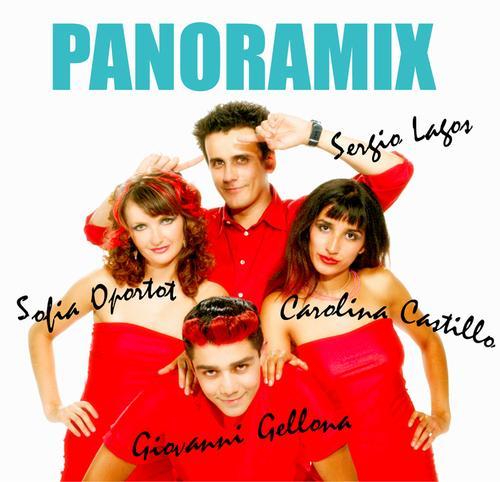 Giovanni en Panoramix