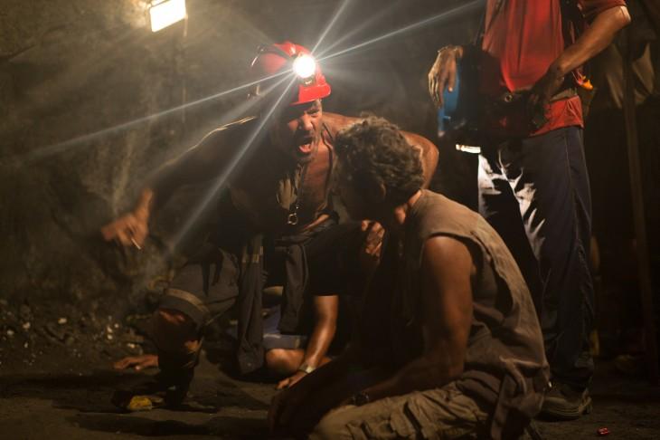 Antonio Banderas como el minero Mario Sepúlveda | 20th Century Fox