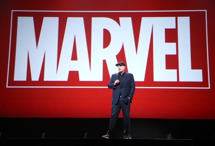 Kevin Feige, productor ejecutivo de Capitán América: Civil War en la D23