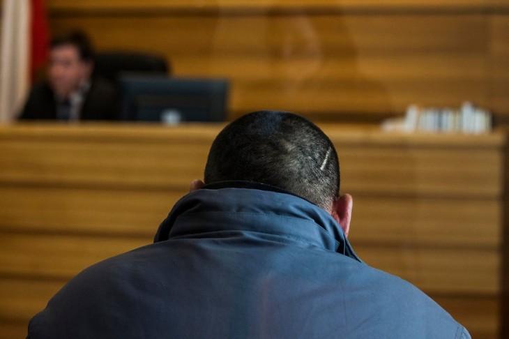 Detenido por atentados | David Cortés Serey | Agencia UNO