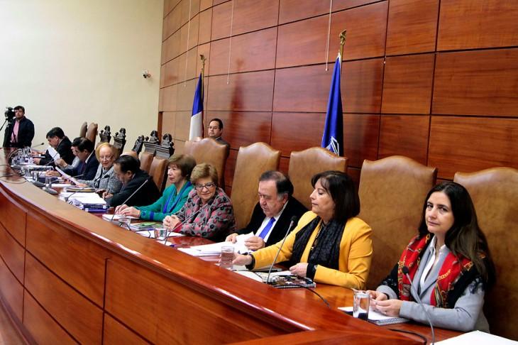 Ministros de la Corte de Apelaciones | Victor Salazar | Agencia UNO