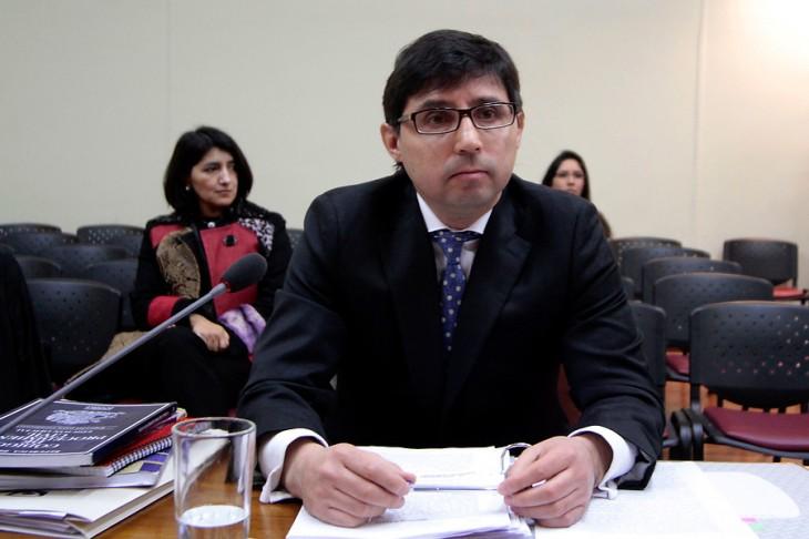 Fiscal Nelson Vigueras | Victor Salazar | Agencia UNO