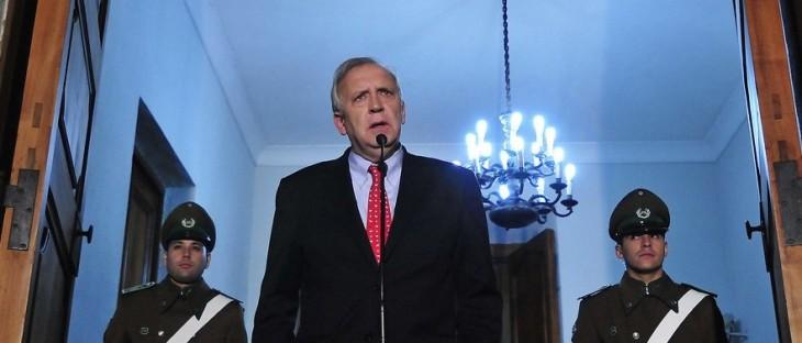 Ministro Burgos entrega vocería | Agencia UNO