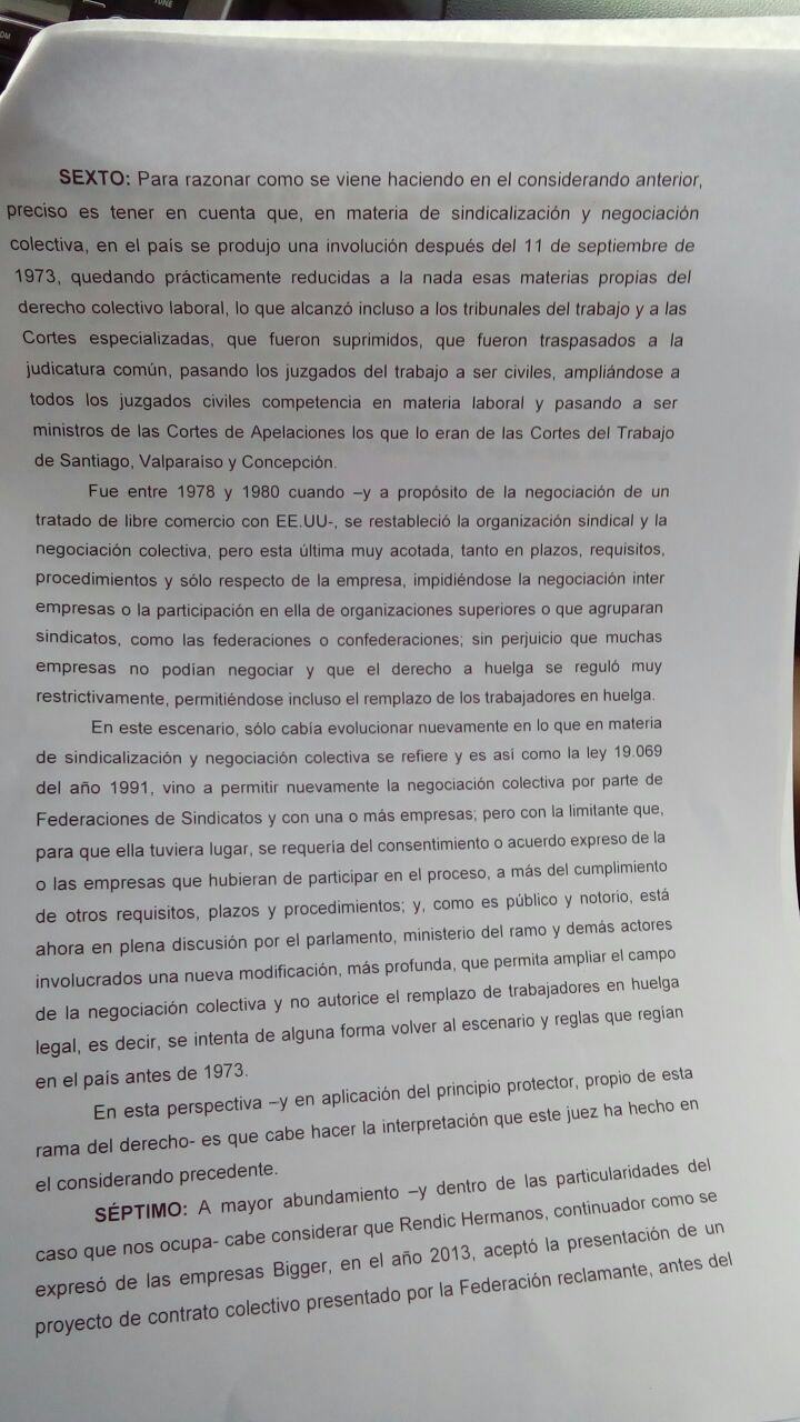 ARGUMENTO FALLO | Carlos López (RBB)