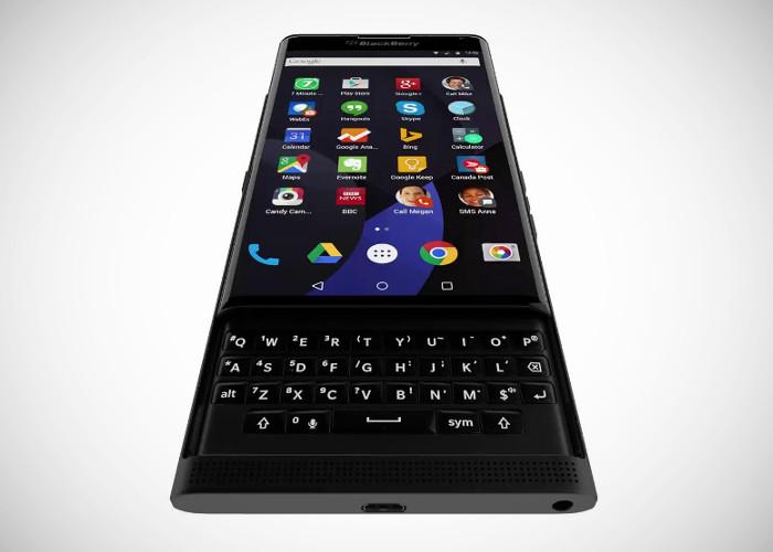 Supuesto modelo de BlackBerry Venice