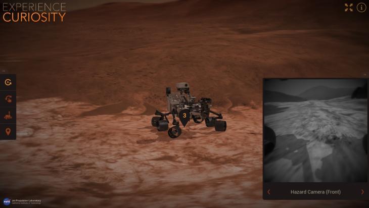 Experience Curiosity | NASA