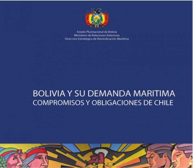 Portada del folleto | Diremar Bolivia