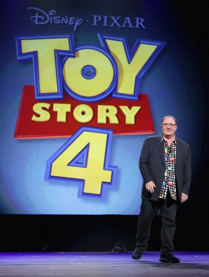El director John Lasseter en la D23 | Disney