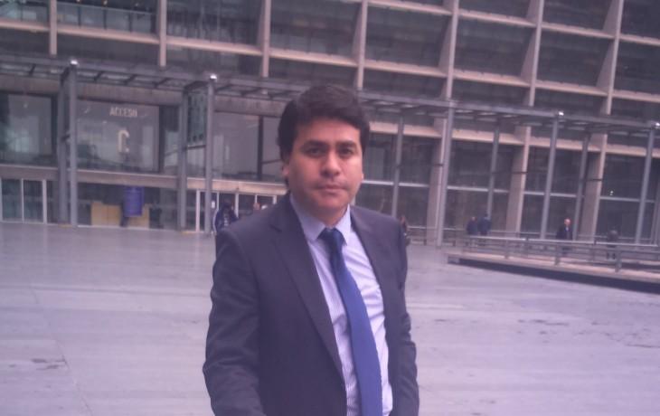 Fiscal José Antonio Villalobos | Lorena Cruzat (RBB)