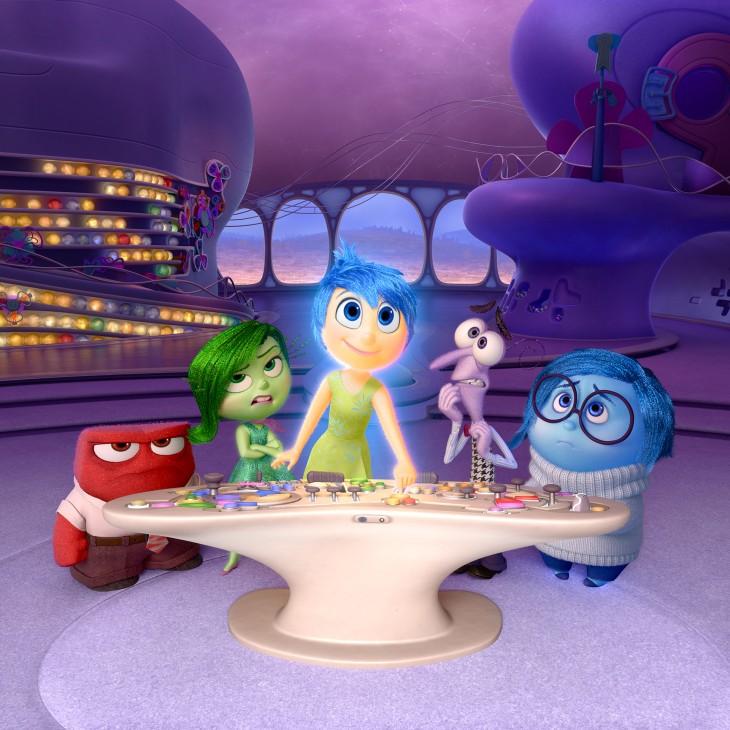 Emociones | Inside Out | Disney