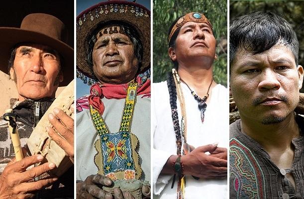 Invitados America Indígena (C)