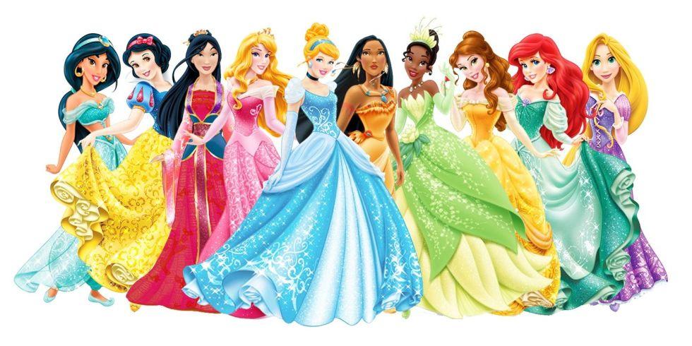 Disney present a su nueva princesa polinesia moana tv y espect culo biobiochile - Toutes les princesse disney ...