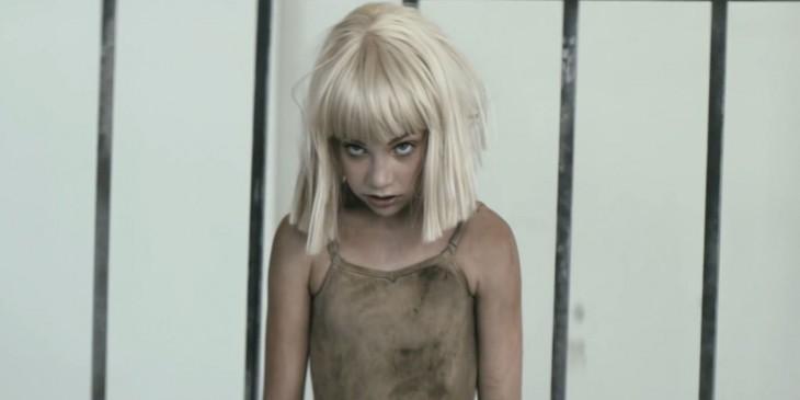 Maddie en Elastic Heart de Sia
