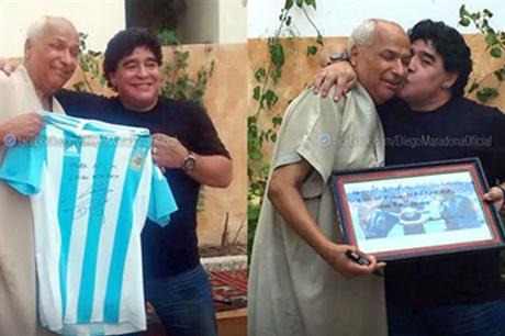 Diego Maradona Oficial