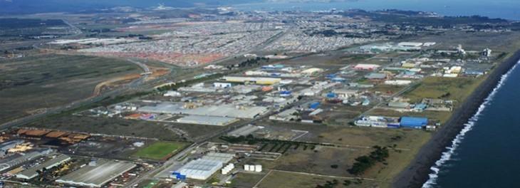 Parque Industrial Coronel