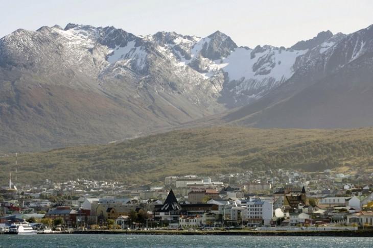 Ushuaia | Juan Mabromata | Agencia AFP