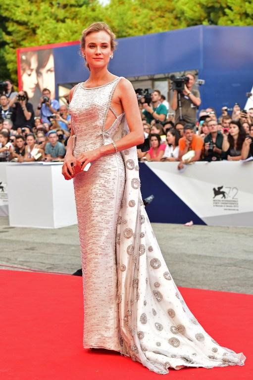 Diane Kruger | Giuseppe Cacace | AFP
