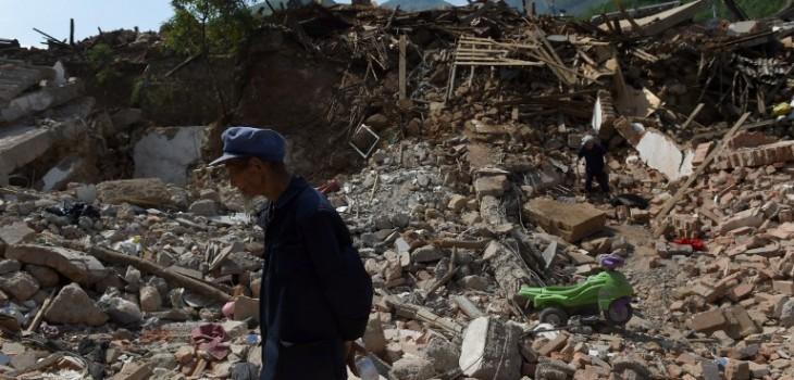 Asie, le plus grand nombre de catastrophes naturelles en 2014