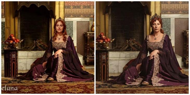 Хюррем султан ее дети фото