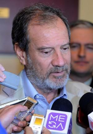 Sergio Barrientos, director CSN   Agencia UNO