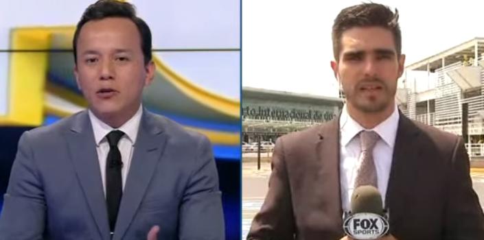 atropellan a periodista de fox sports