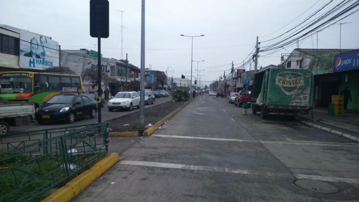 Avenida Tucapel | Constanza Reyes (RBB)