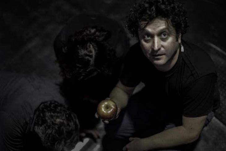 Andrés Olivares M100