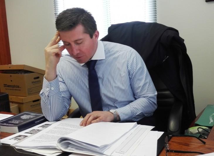 Fiscal Héctor Leiva | Ministerio Público