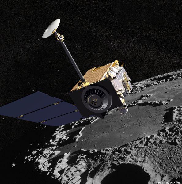 La nave LRO   NASA