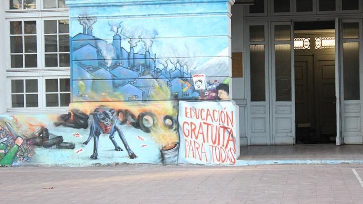 Mural en honor a Negro Matapacos | En Marcha Films