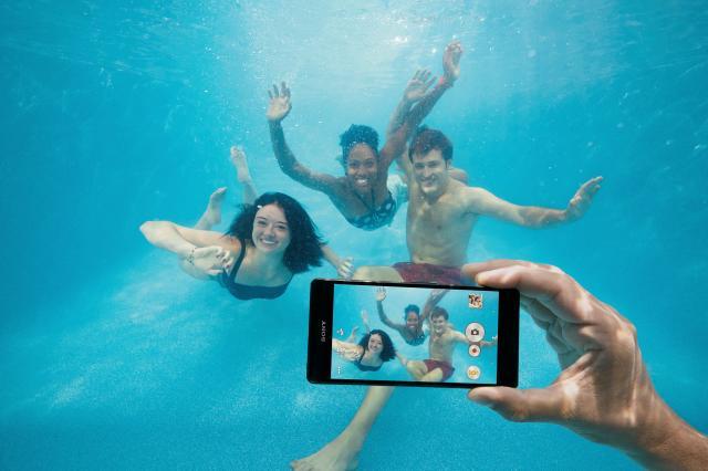Publicidad del Xperia Z3 | Sony