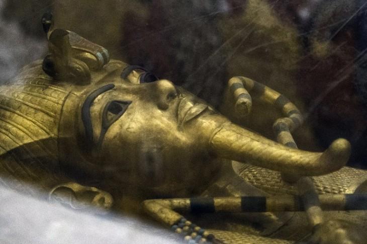 La tumba de Tutankamon | AFP