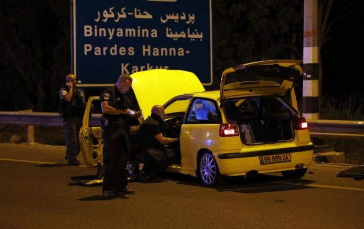 Vehículo usado en el ataque | Ahmad Gharabli | AFP