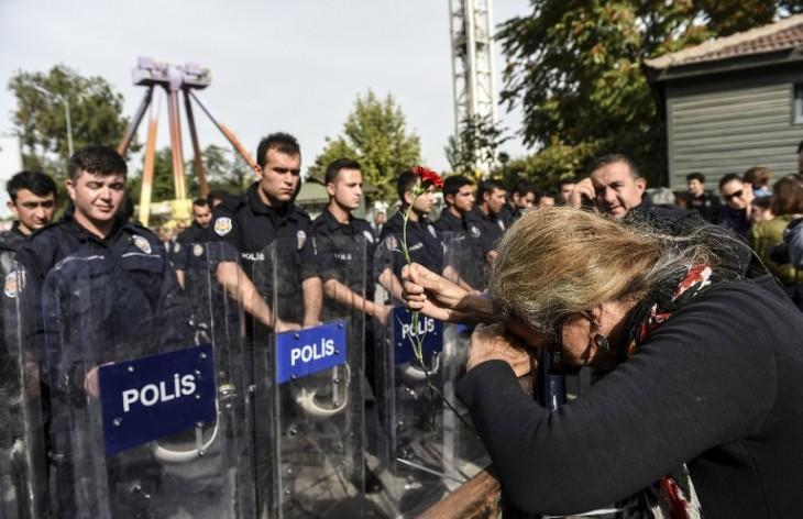 Bulent Kilic | AFP