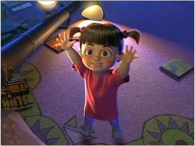 La pequeña Boo | Pixar