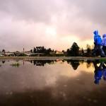 Entregan vivienda a familia afectada por últimas lluvias en Valdivia