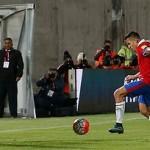 Presidenta Bachelet celebra victoria de Chile junto a los jugadores de la Roja