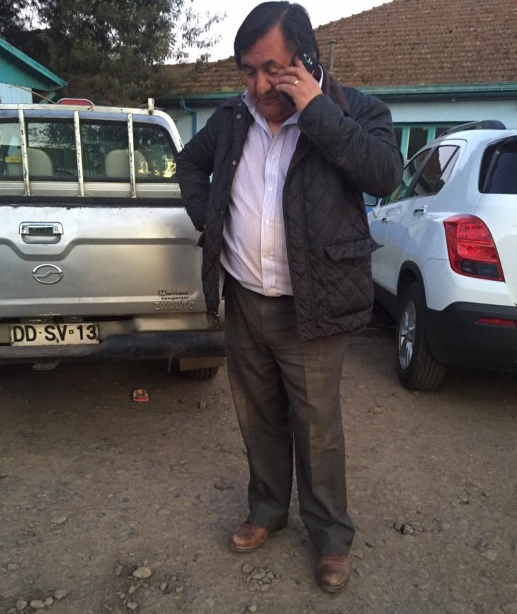 Diputado Venegas / Vladimir Sáez (RBB)