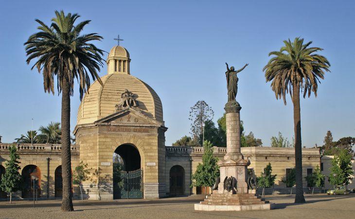 Cementerio General de Santiago | WMF