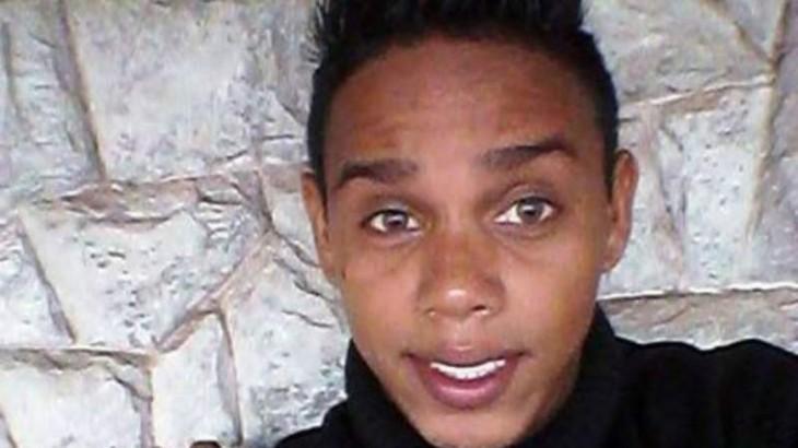 Foto de la víctima, de 24 años
