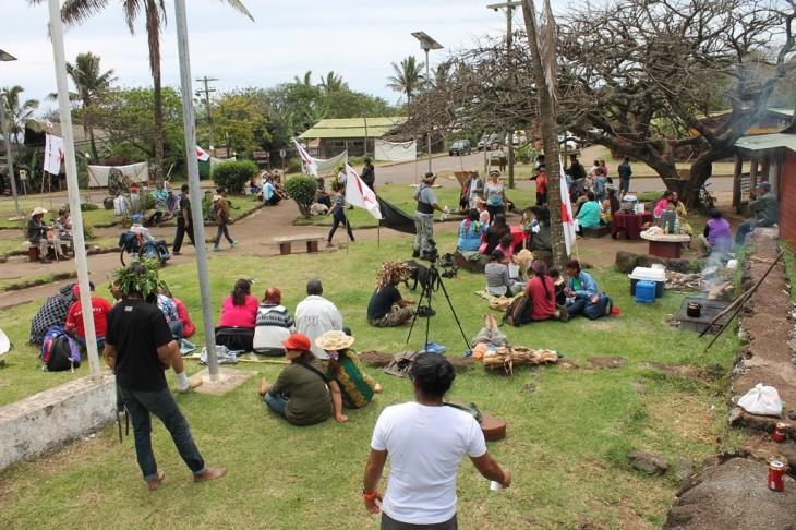 Francisco Marín   Prensa Rapa Nui