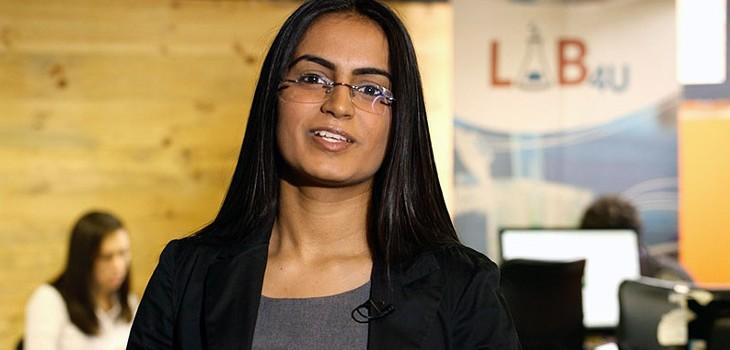 Chilena recibe premio: mujer más emprendedora del mundo
