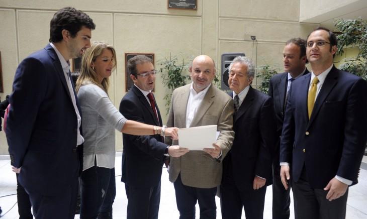 Solicitan Comisión Caval II | Prensa Bancada Diputados RN