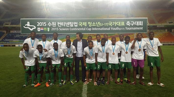 Archivo | http://www.thenff.com | Federación Nigeriana de Fútbol