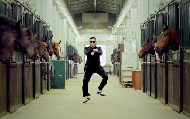 YouTube | Psy