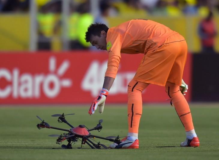 RODRIGO BUENDIA / AFP