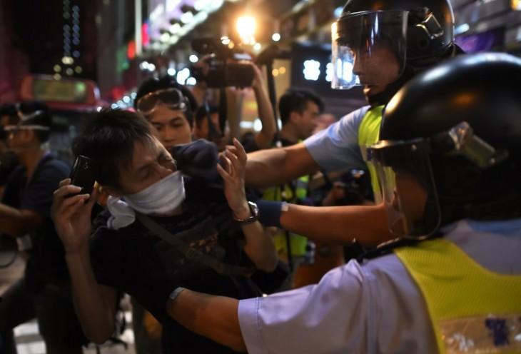 Protestas de 2014 | Ed Jones | AFP