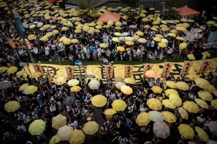 Aniversario de las protestas | Philippe Lopez | AFP