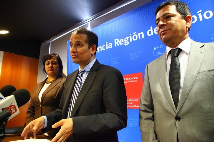 Seremis e intendente | Prensa Intendencia